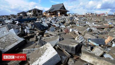 Photo of Japan: Clock stopped by earthquake restarts 10 years on