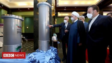 Photo of Iran to enrich uranium to 60% after 'wicked' nuclear site attack
