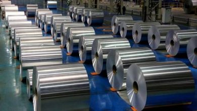 Photo of Aluminum price hits 3-year high on strong trade data from China