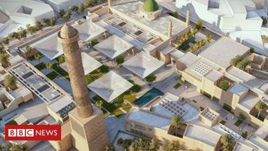 Photo of Mosul landmark mosque to be rebuilt by Egyptian architects