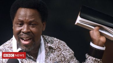 Photo of TB Joshua: YouTube blocks Nigerian preacher over gay cure claim