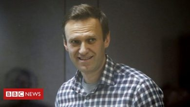 Photo of Putin critic Navalny could 'die within days', say doctors