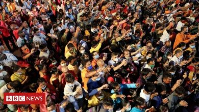 Photo of India's Kumbh festival attracts big crowds amid devastating second Covid wave