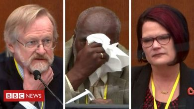 Photo of George Floyd death: Five key moments from the Derek Chauvin trial