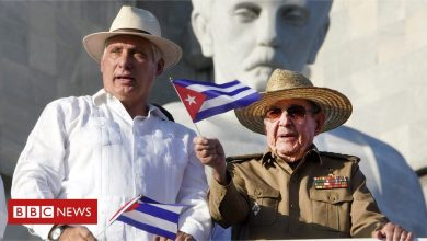Photo of Cuba leadership: Díaz-Canel named Communist Party chief