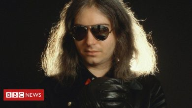 Photo of Bat Out Of Hell composer Jim Steinman dies