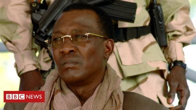 Photo of Chad's President Idriss Déby dies after clashes with rebels