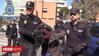 Photo of Man on trial in Madrid, Spain, for 'killing and eating his mother'