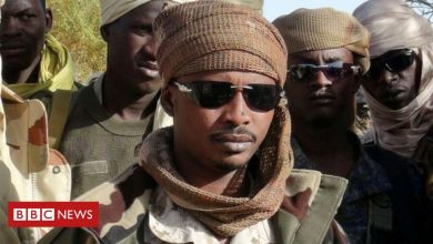 Photo of Chad president's death: Rivals condemn'dynastic coup'