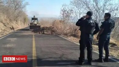 Photo of Mexico cartel used explosive drones to attack police