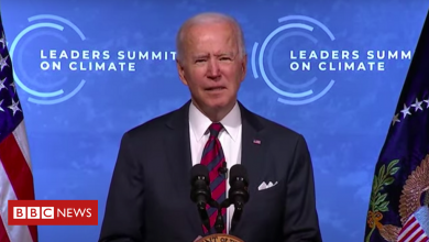 Photo of Biden: This will be 'decisive decade' for tackling climate change