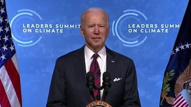 Photo of Biden urges action to tackle 'existential crisis' at virtual climate summit