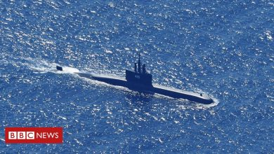 Photo of Indonesia submarine search enters critical phase as oxygen dwindles
