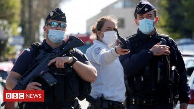 Photo of French police station stabbing: Terror inquiry into Rambouillet knife attack
