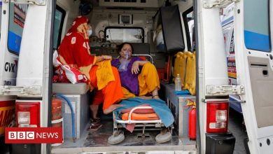 Photo of India Covid surge: Hospitals send SOS as record deaths registered