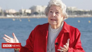 Photo of German opera star Christa Ludwig dies at the age of 93