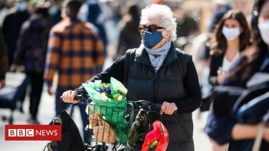 Photo of US relaxes guidance on masks outdoors