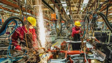 Photo of Chinese industrial giants' profits soar more than 90% in March – report
