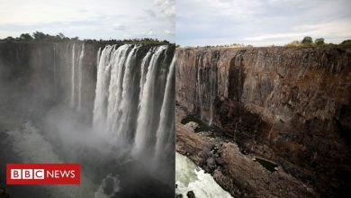 Photo of Then and now: When silence descended over Victoria Falls