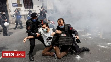 Photo of May Day protests: Turkey arrests hundreds as rallies sweep globe