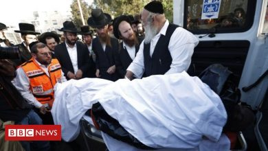 Photo of Israel crush: Israel mourns as festival crush victims identified