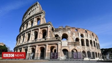 Photo of Rome Colosseum: Italy unveils plan for new floor with gladiator's view