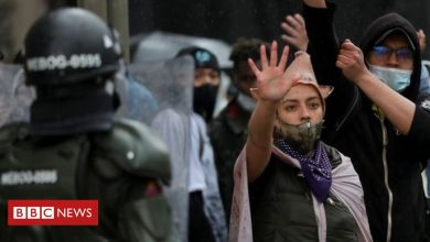 Photo of Colombia tax protests: At least 17 dead, ombudsman says