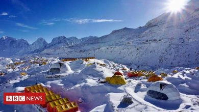 Photo of Covid cases at Everest base camp raise fears of serious outbreak