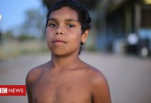 Photo of The 'smart and cheeky' Aboriginal boy teaching Australia a lesson