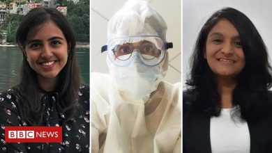 Photo of Junior doctors in India's Covid crisis: 'We've grown up really fast'