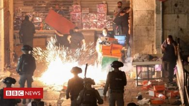 Photo of Jerusalem protests: Netanyahu defends Israeli action after clashes with Palestinians