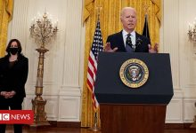 Photo of Biden denies benefits are holding back job-seekers