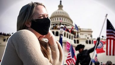 Photo of 'I'm ashamed my father was a Capitol Hill rioter'