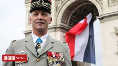 Photo of French army chief tells soldiers to quit over civil-war letter