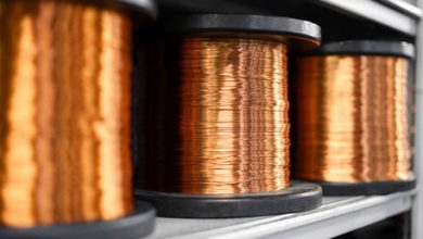 Photo of Copper prices hit new high on post-pandemic recovery hopes