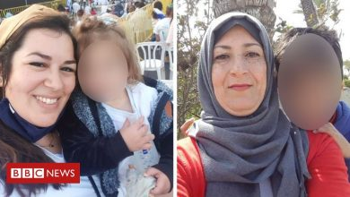 Photo of 'We cannot sleep': Mothers caught in the Israel-Gaza conflict