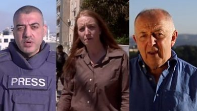 Photo of Israel-Gaza: BBC reporters' reaction on the ground