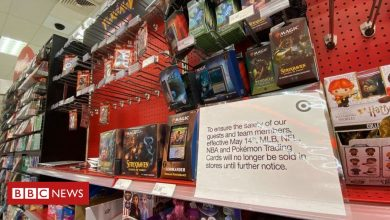 Photo of Pokémon card sales at major US retailer halted over security fears