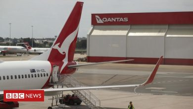 Photo of Covid: First Australian repatriation flight from India lands in Darwin