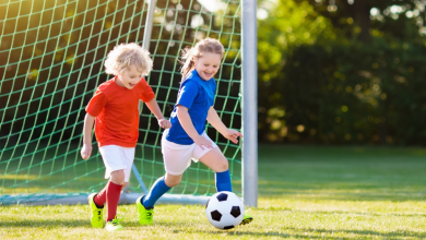 Photo of Football Practice – Learning & Playing