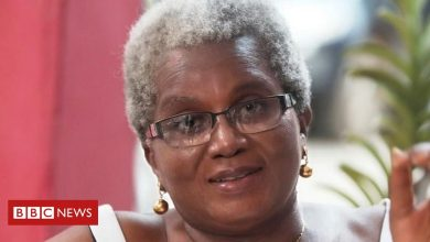Photo of Letter from Africa: The woman bucking the trend in Ghana to embrace her grey hair