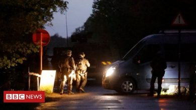 Photo of Belgian manhunt for heavily armed far-right soldier