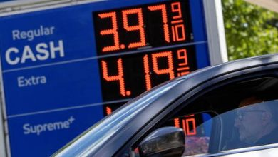 Photo of US gasoline prices stuck at 7-Year highs as East Coast fuel shortages continue
