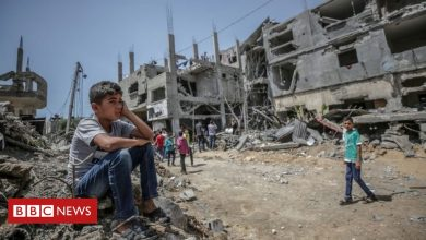 Photo of Israel-Palestinian conflict: Aid arrives in Gaza as ceasefire holds