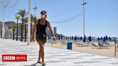Photo of Coronavirus: Spain to lift restrictions for UK and Japanese travellers