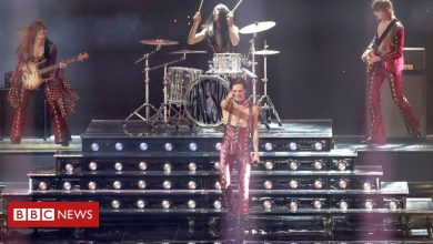 Photo of Eurovision: Italy wins while UK's James Newman gets nil points