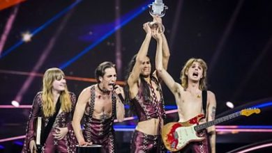 Photo of Italy wins Eurovision: 'Rock and roll never dies'