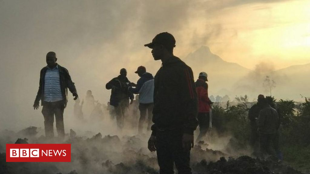 mount-nyiragongo:-volcanic-eruption-in-dr-congo-leaves-people-homeless