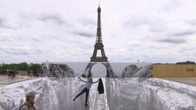 Photo of ICYMI: Eiffel Tower art and a new plane fuel