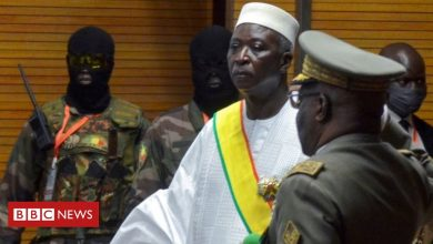 Photo of UN calls for immediate release of Mali President Bah Ndaw